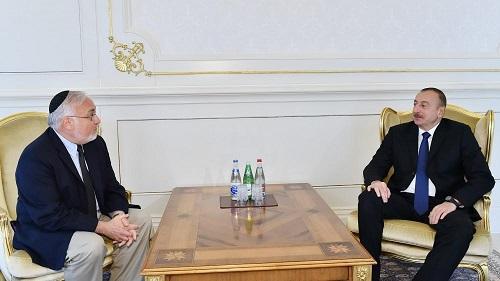 rabbi-cooper-president-ilham-aliyev